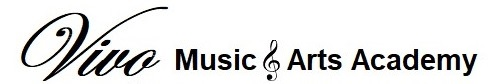 Vivo Music & Arts Academy-Music and Arts Lessons, instrument rental in Cumming / Suwanee Logo